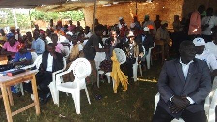 Awareness Day on Gender Based Violence in Kibimba