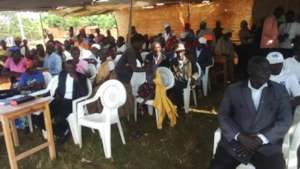 Awareness Day on Gender Based Violence in Kibimba