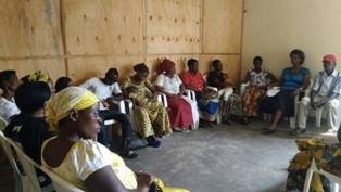 Discussion group for Caring for HIV+ people