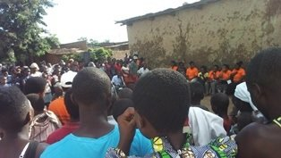 Mobilization for family planning and HIV testing
