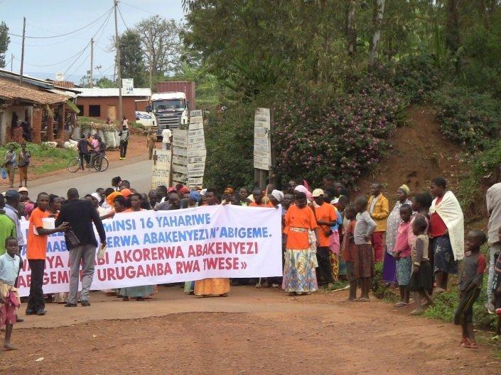 Action on Gender Based Violence