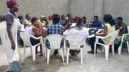 Rape Survivors Support Group Self-Help meeting.