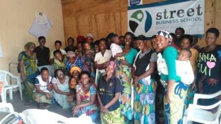Trauma healing workshop for rape survivors.