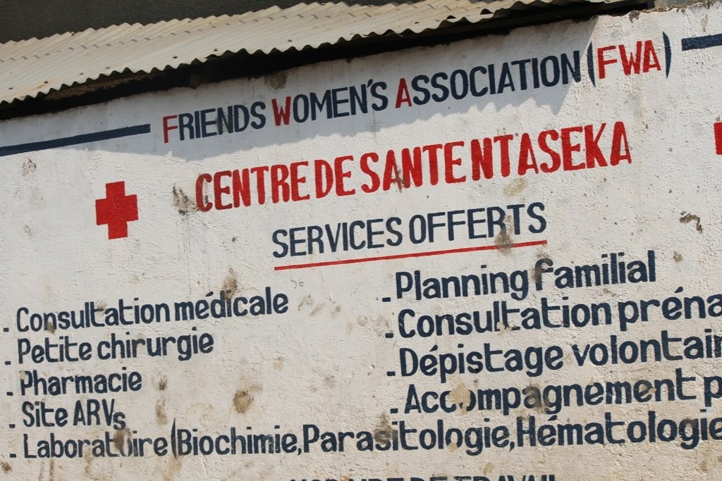 Providing health care to 1000s in Bujumbura slum