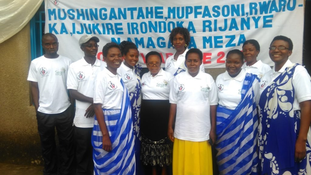 Providing health care to 1000s in Bujumbura slum