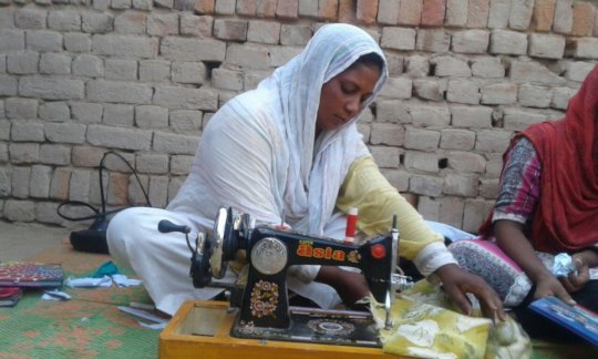 Empower 100 Pakistani Women through Sewing Skill