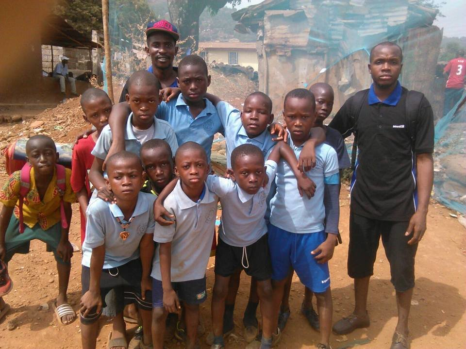 WCC Football Team (Sierra Leone)