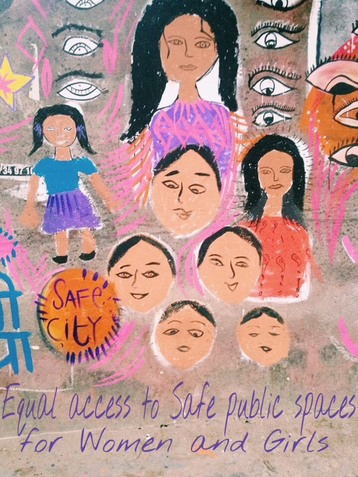 Creating a Safe Space for Women and Girls in India