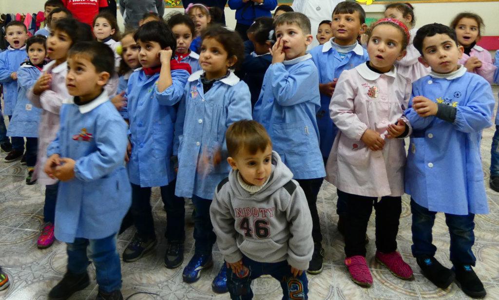 A silent voice, Bethlehem - Palestine