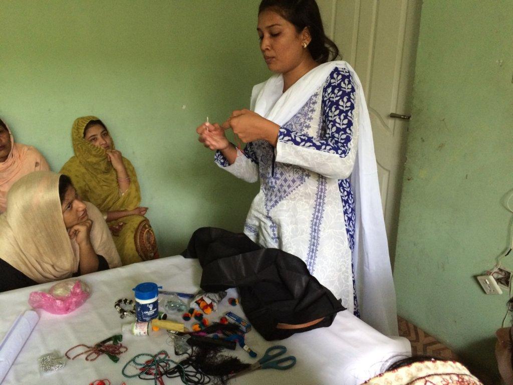 Educate 600 girls in Faisalabad Pakistan