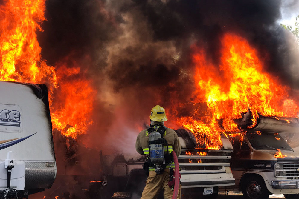 California Fires & Debris Flow: Relief & Recovery