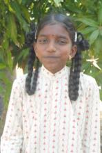 Dhanalakshmi of Cuddalore Isha Vidhya School
