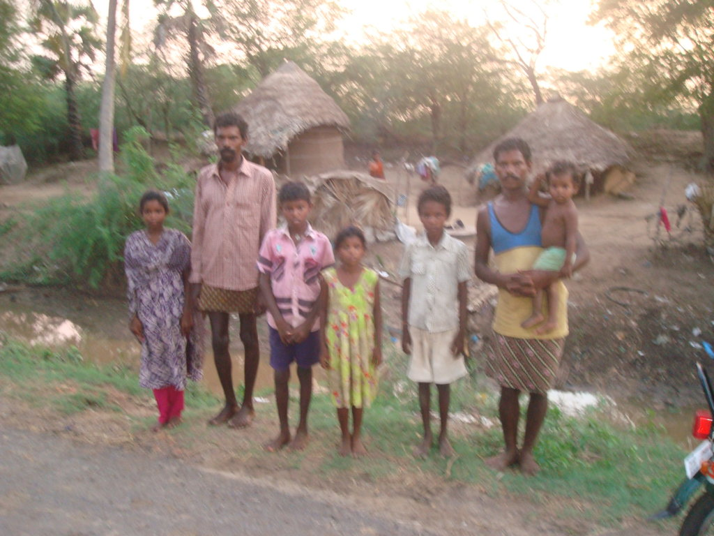 Light from Solar for 250 Tribal Families in India