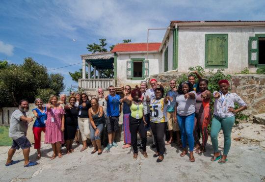 BirdSleuth Caribbean teacher training class.