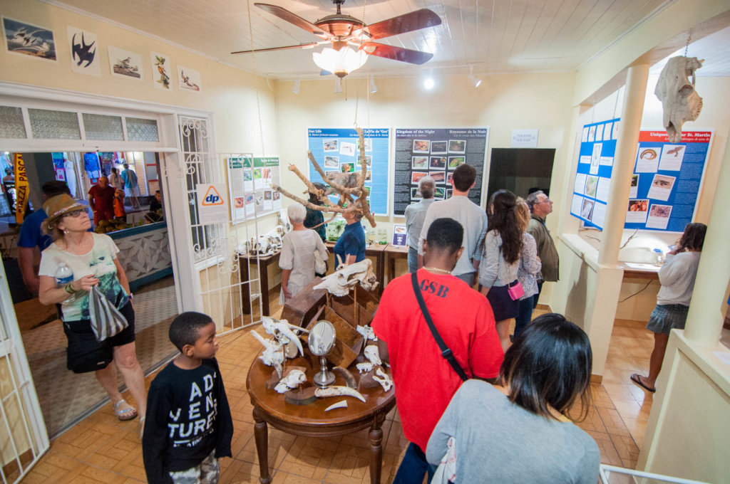 A museum to tell the story of St. Martin