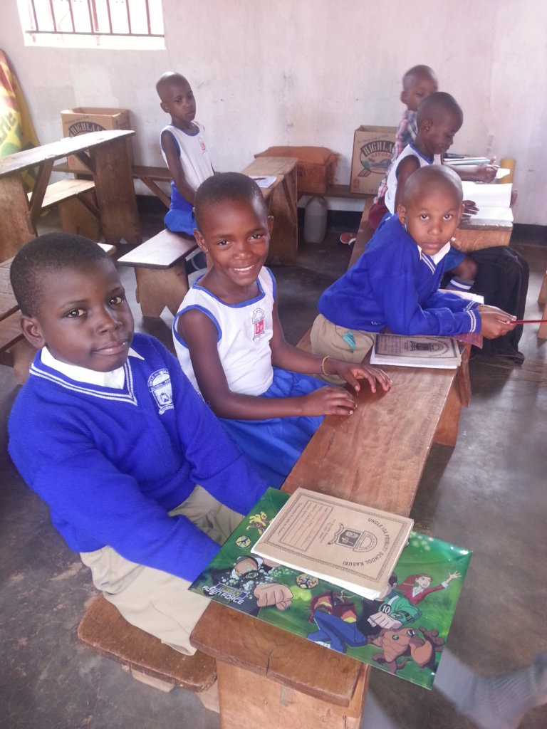 Help 36 needy Children go to school in Uganda 2018