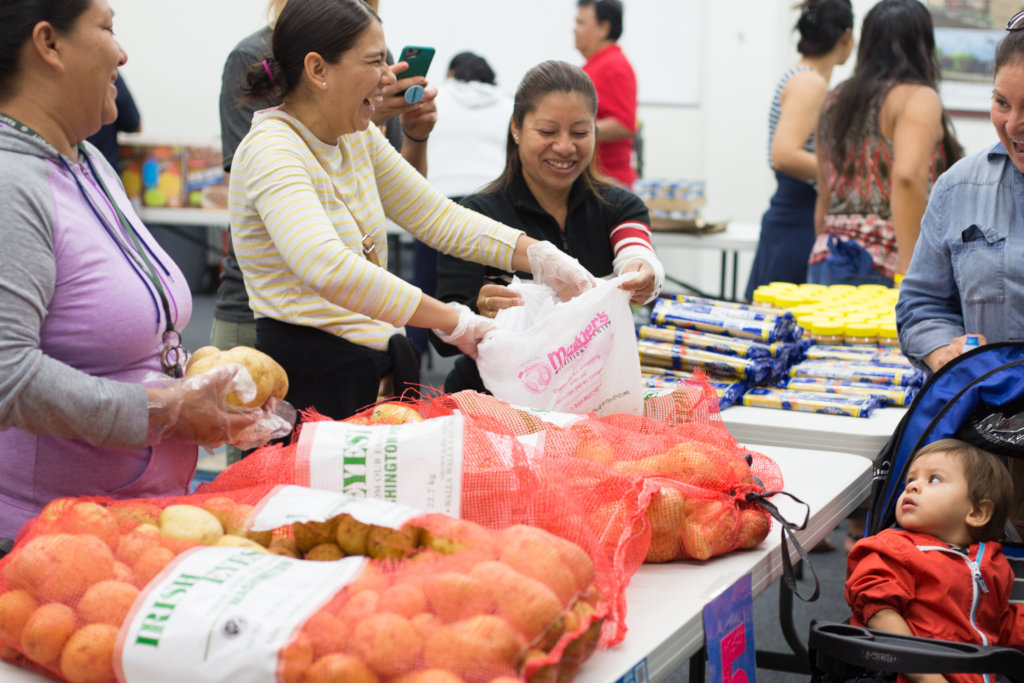 Improve Disaster Readiness to Solve Hunger
