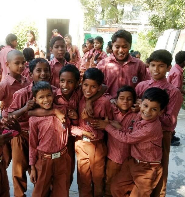 Education for Underprivileged Children in India