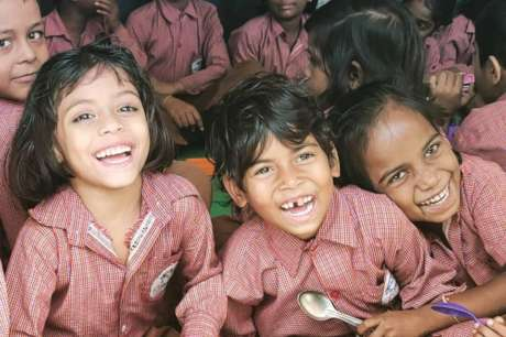 Education for Underprivileged Children in India