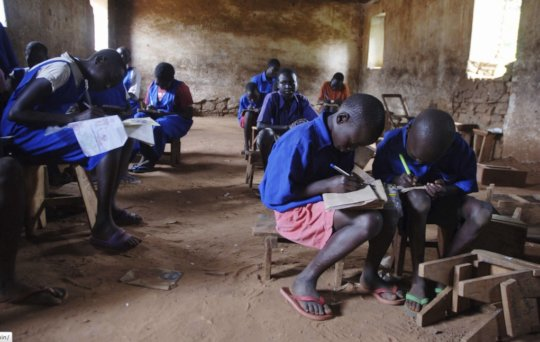 Tomorrow Now:  Education for South Sudan Girl's