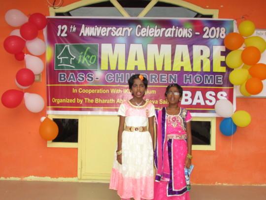 12 anniversary celebrations