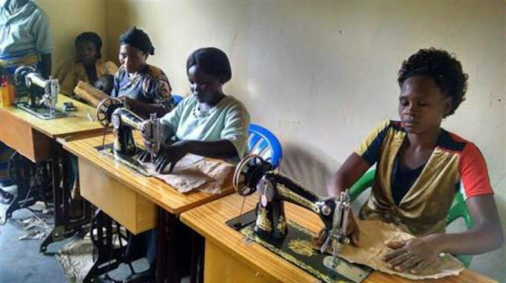 Help marginalized women through Tailoring Training