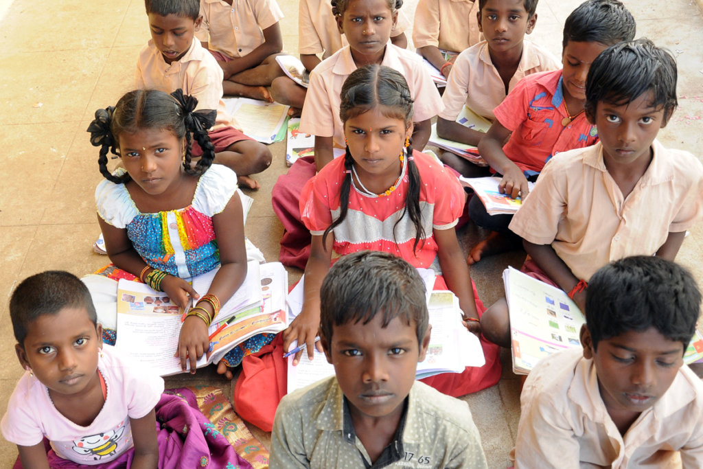 Evening Study Centers for poor children