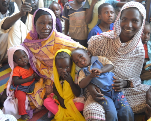 Soap Means Hope for Families in Darfur