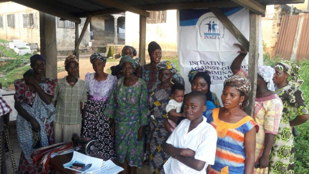 Hope Alive for 100 Victimised Women in ibadan