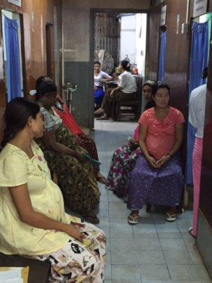 HepC Medicine to 500 villagers in Myanmar