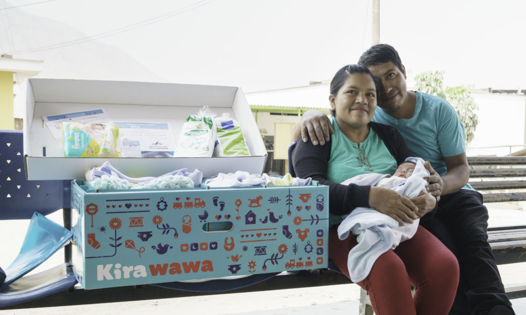Give 150 Peruvian babies a safe start in life