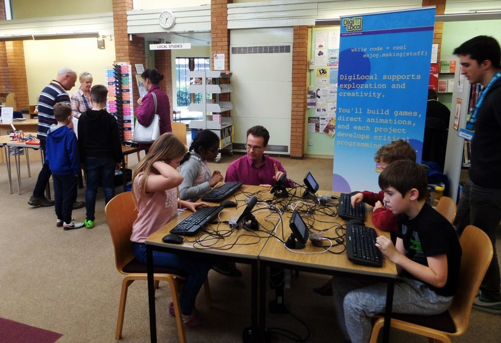 Increasing Digital Literacy to 100 More Children