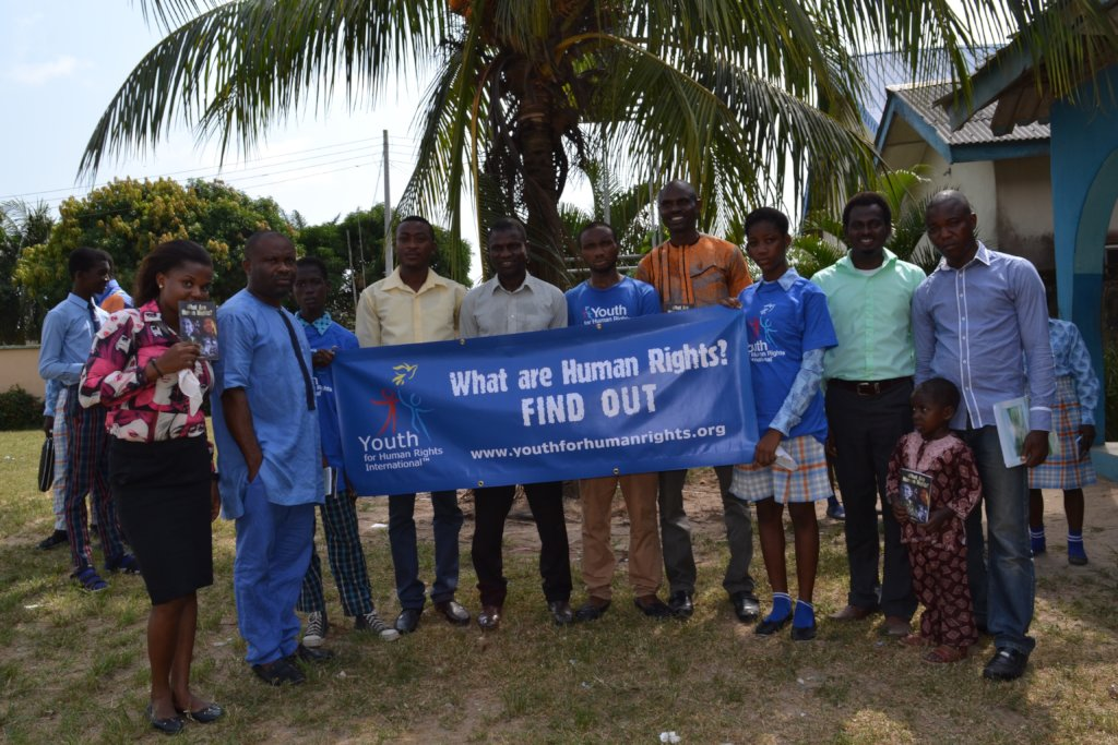Supporting Human Rights Education in Africa