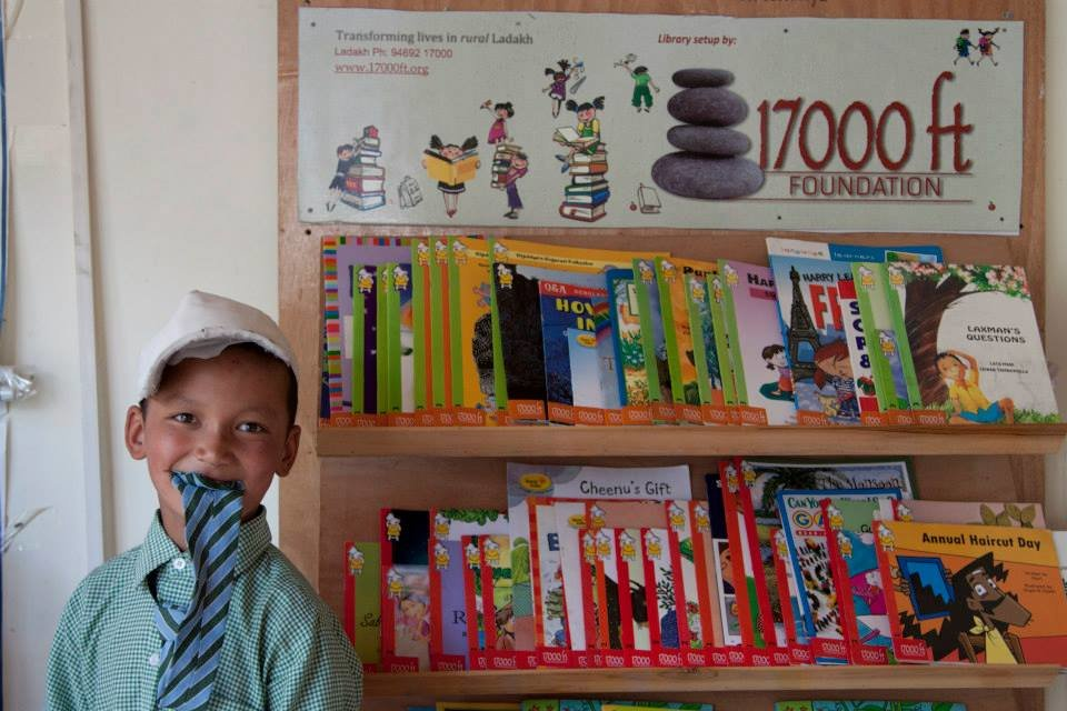 Native Language Story Books for Ladakhi Children
