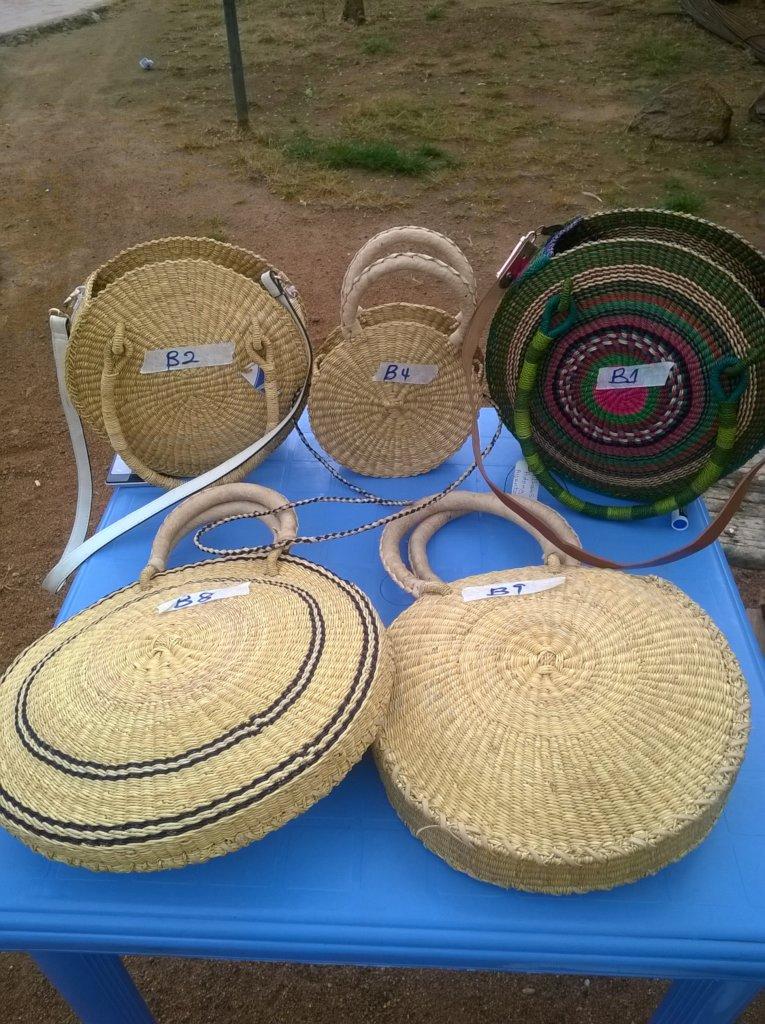 Constructing a Craft Center for 500 Women in Ghana