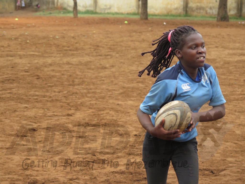 Empower 4 Mozambique coaches to teach 100 in rugby