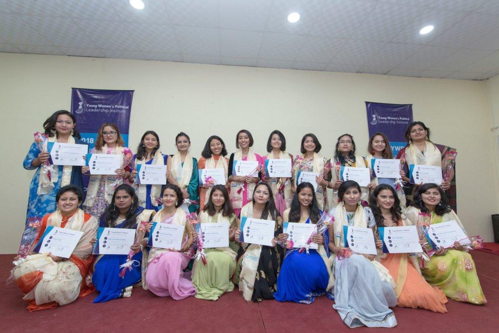 YWPLI 2018 Graduates!