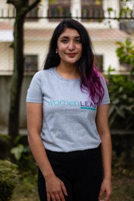 Sirishma, 2020 YWPLI Fellow