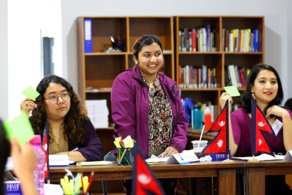 Girls Wanna Run! Training Nepal's Next Politicians