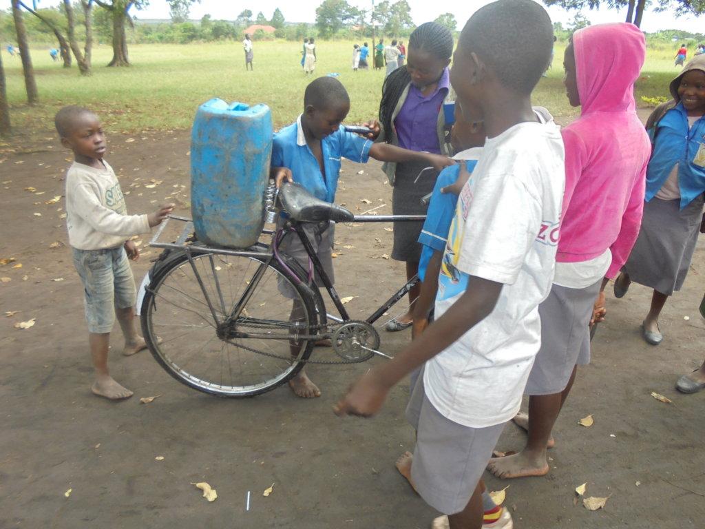 Prevent violence against 1000 children in Kasese