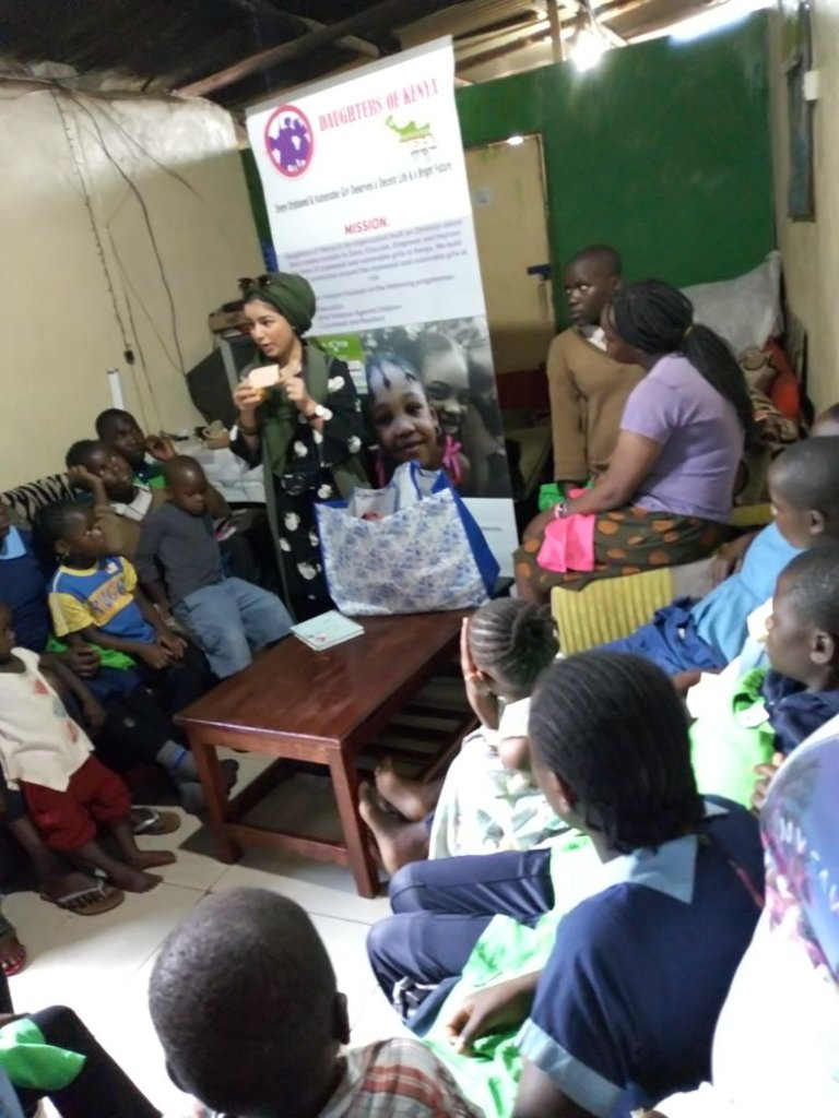 Train and Skill 240 Mothers in Kenya for Business