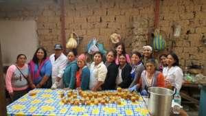 Women advancing their culinary skills!