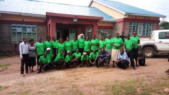 Lead Farmers Trained