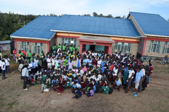 end year party for the children