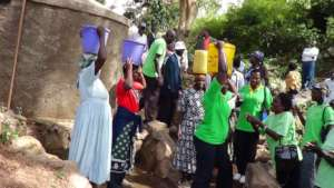 Community water