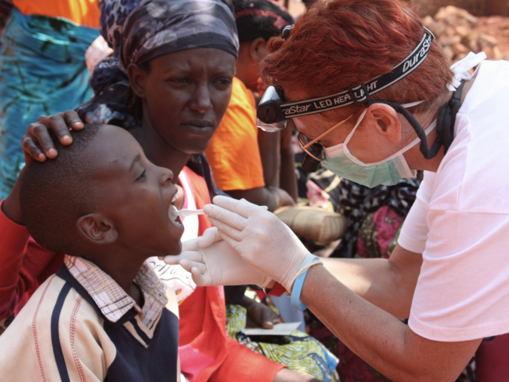 Dental care for 10,000 Tanzanians