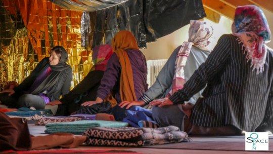 empowering women through yoga