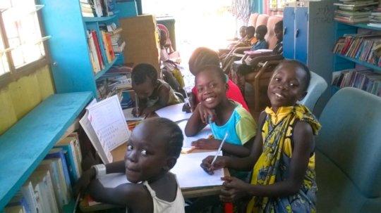 Teaching 10,000 Kenyan Children to Read