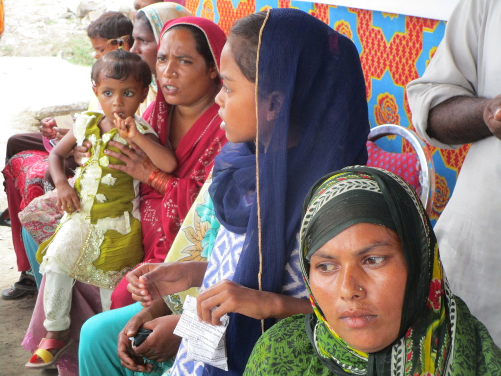 Maternal Health for Unreached Women