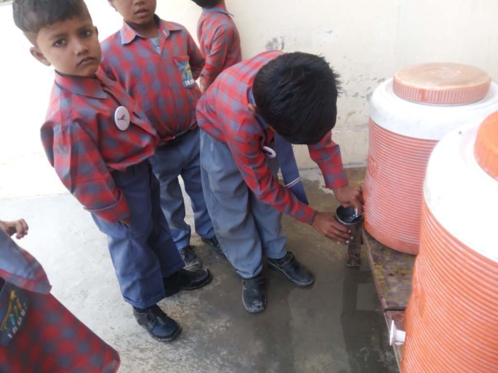 Safe Water - Healthy Students - Improved Lives